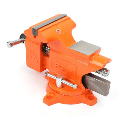 Pony Light-Duty Bench Vise with Swivel Base POJ23530 - FREE SHIPPING