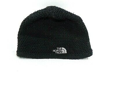 The North Face Beanie Cable Knit Hat Black Blk Color One Size fits most ! Nice
