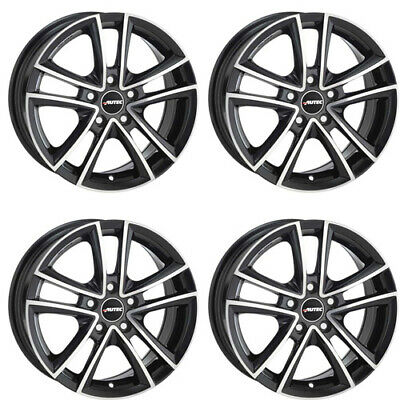 4 Autec YUCON wheels 6,5x15 5x114,3 SWP for Renault Fluence Megane Scenic