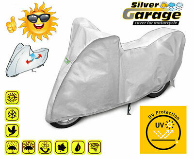 Motorcycle Cover Motor Breathable UV Protection fit BMW Aprilla Ducati Triumph