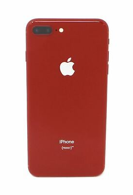 Apple iPhone 8 Plus Smartphone Unlocked 64GB 12MP Red Touch ID Not Working