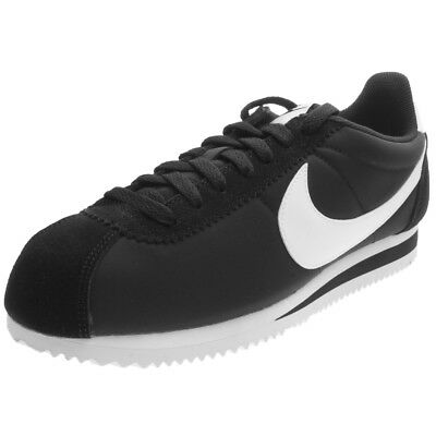 Nike Noir 002 Nylon Cortez Chaussures Hommes Classic 807472 Sport O8nwPkN0X