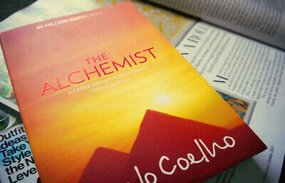 The alchemist By Paulo Coelho ( pdf-eb00k-fast delivery )