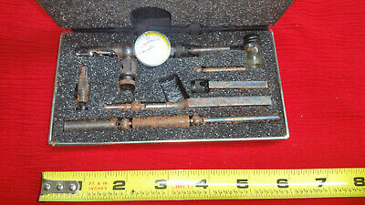 "Starrett Last Word indicator Model 711GCSZ Range .030""  Reading .001"""