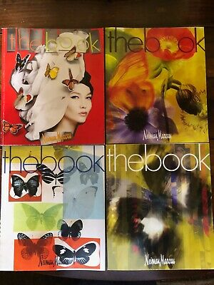 """4 NEIMAN MARCUS 2013 """"THE BOOK"""" #146 MAR,  #148 MAY,  #149 Aug, #150 Sept, 2013"""