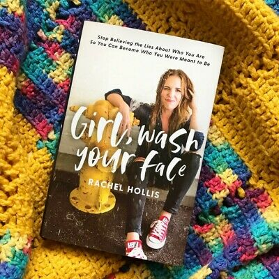 Girl, Wash Your Face By Rachel Hollis ( pdf-eb00k-fast delivery )