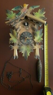 Cuckoo Clock old vintage spares repairs FREEPOST UK