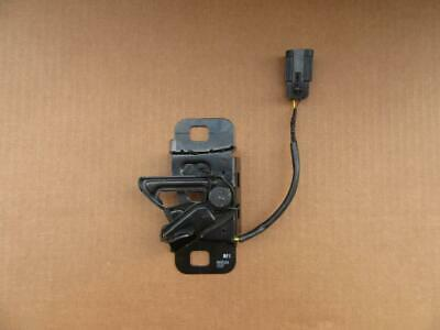 2014-2018 CHEVROLET SILVERADO GMC Sierra Hood Latch Lock