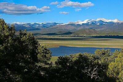 Property - Incredibly Beautiful Views On Wild Horse Mesa, San Luis Colorado