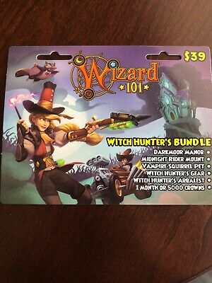 MYSTIC FISHING BUNDLE new Wizard 101 Game Card CROWNS Otter