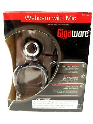 GIGAWARE USB PC CAMERA TREIBER