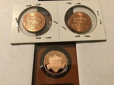 2019 PDS Lincoln Shield Proof Penny's . NICE LOOK !