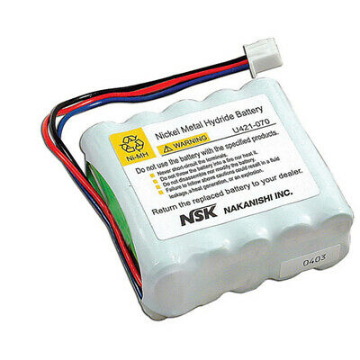 Rechargeable Battery Pack for NSK EndoMate DT U421-070 Root Canal Motor Ni-mh