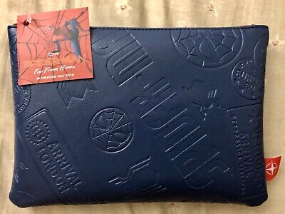 New United Airlines Spiderman Amenity Kit Limited Edition Sealed Free Shipping