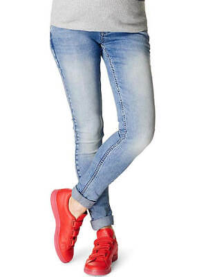 NEW - Supermom - Skinny Maternity Pregnancy Jeans in Light Wash