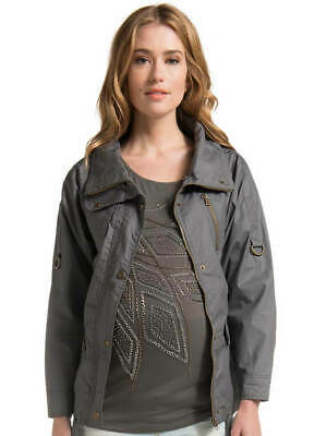 NEW - Noppies - Cindy Maternity Parka Coat in Olive