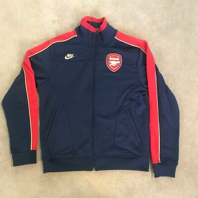 Arsenal Nike Medium Track Jacket