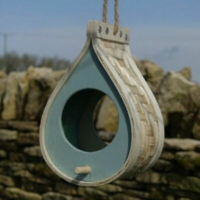 Dewdrop Bird Feeder Attract Wild Birds Garden Lightweight Design Easy To Hang