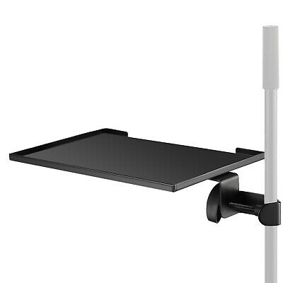 Neewer Clamp-On Notebook Rack Tray Holder for Laptop Projector Camera Shooting