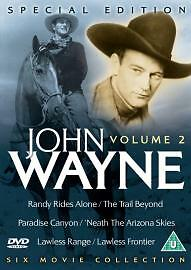 John Wayne Collection - Vol. 2 (Special Edition) [DVD] [2004], Excellent Used DV
