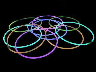 22 Inch Glow Stick Necklace Neon - Disco, Party, Rave