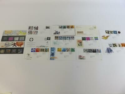 Selection of Official 14 Royal Mail Living World Themed Postage Stamps