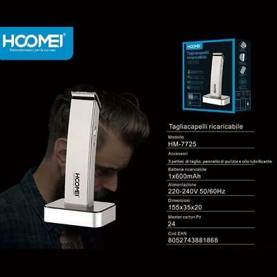 Coupe Cheveux Rechargeable Hoomei