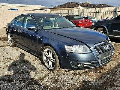 2009 Audi A6 Quattro 4F 3.0L Turbo Diesel 114Kms 6Spd Auto Damaged Repairable