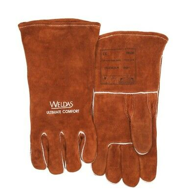 Weldas 10-2392 Welding gloves with straight and reinforced thumb MIG