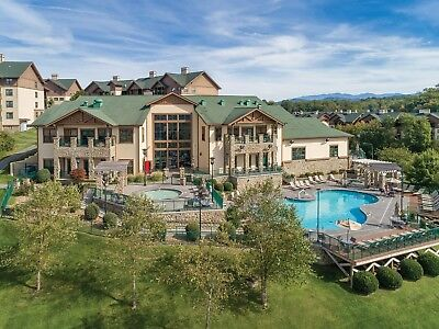 Aug 12-16 1-Bedroom Suite Condo Wyndham Smoky Mountains Sevierville 4 Nights