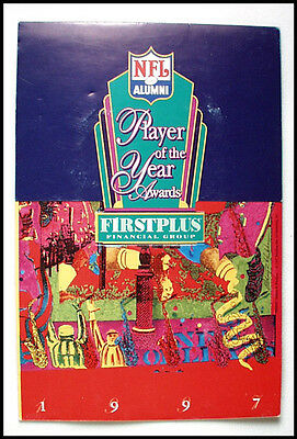 Sprint First Plus 1997 Nfl Alumni Player Of The Year Phone Card Lot Of 2