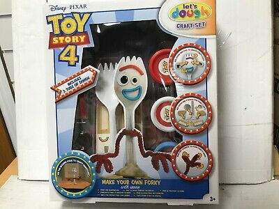 Disney Pixar Toy Story 4 Make Your Own Forky