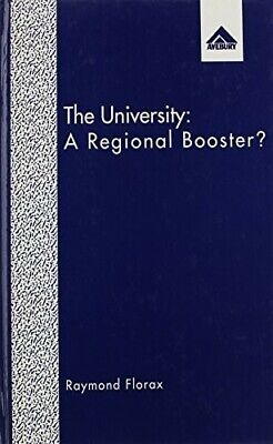 The University, The: A Regional Booster - Economic Impacts of Academic Knowledge