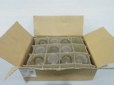 Box of 10 New VWR 89000-206 400mL Low Form Double Capacity Glass Beakers