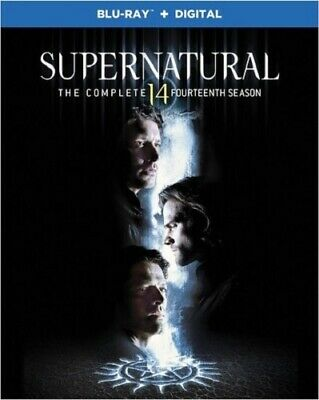 Supernatural: The Complete Fourteenth Season (14)(Blu-ray)(Region Free)