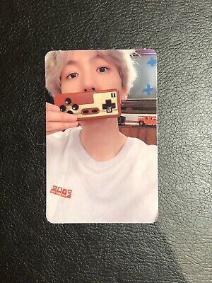 EXO BAEKHYUN 1st Mini Album CITY LIGHTS Photocard - DAY Ver. A