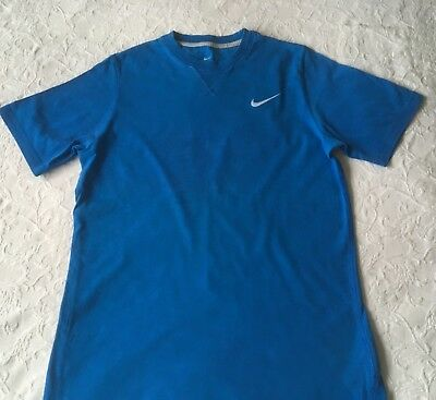Quality Designer Tee Shirt by Nike in S/M and 100% Cotton in VGC - Bargain !