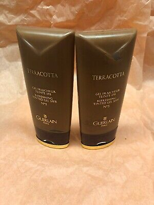 2 - Guerlain Terracotta Tinted Refreshing Gel SPF 8 - N3  1.8 oz.