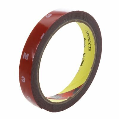 3M Strong Permanent Double Sided Super Sticky Foam Tape Roll For Vehicle Ca P7O4