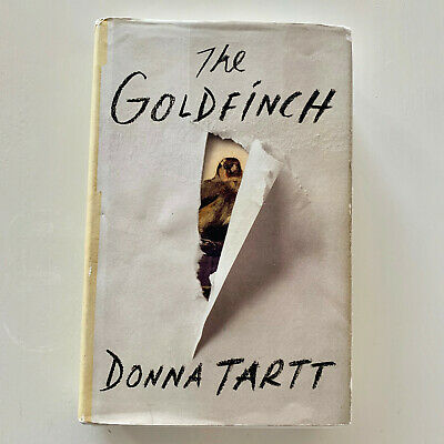 The Goldfinch by Donna Tart, First American Edition, First Printing