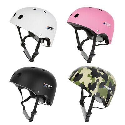Kids//Adult Bike Helmet scooter with Removable Liner for Scooter XPRIT