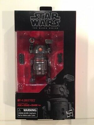 Star Wars The Black Series - - #88 Bt-1 (Beetee) - - Action Figure Brand New!!