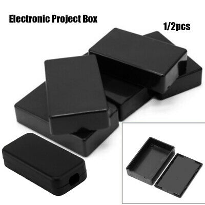 Electronic Project Box Enclosure Boxes Instrument Case Waterproof Cover Project
