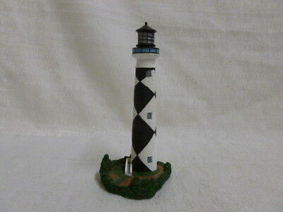 1998 Lefton Historic American Lighthouse Cape Lookout Outer Banks NC CCM12187