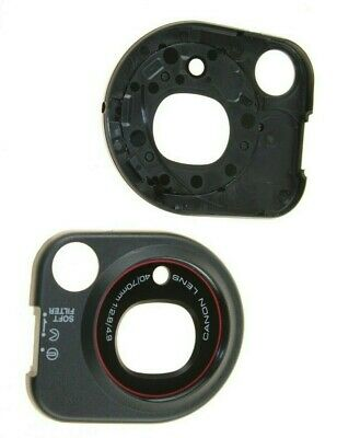 Cf1-1396-000 Front Cover For Canon Sure Shot Tele 35Mm Film Compact Camera