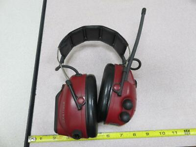 Peltor Alert M2Rx7A Am Fm Noise Cancelling Headset Used Upgradeable