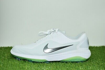 Nike React Vapor 2 Size 9 Men's Golf Shoe White Medium Grey White BV1135-103