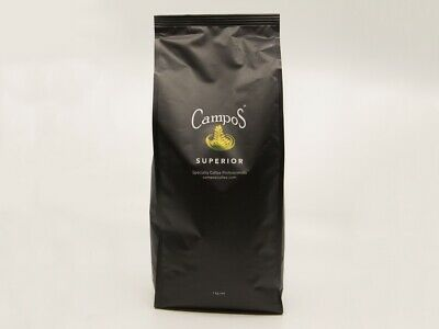 Campos Coffee 1kg Wholebeans Superior x 1 - Special !!!