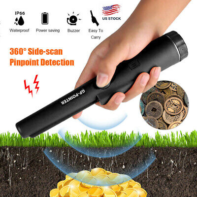 GP Pointer Automatic Metal Detector Pinpointer Waterproof ProPointer Holster US