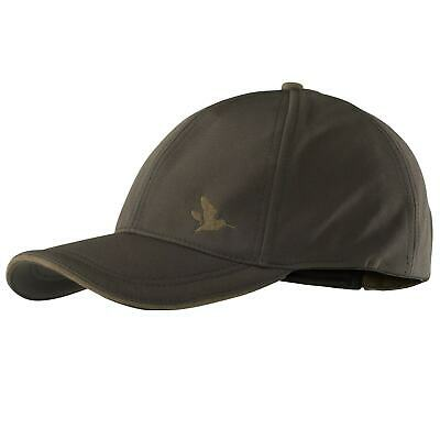 Seeland Winster Softshell Cap Black Coffee Hunting Cap Hunting Hunting Cap